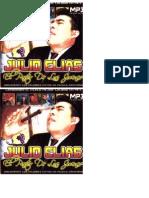 Julio Elias Cds