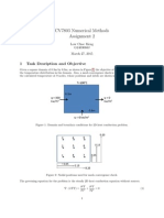Cv7803 Numerical Methods Final