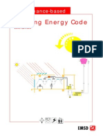 Building Energy Code 2005
