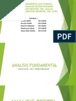 Analisis Fundamental Dan Teknikal saham perkebunan