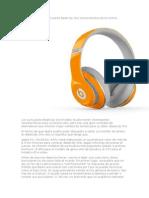 Comparacion de Auriculares Beats by Dre Con Productos de La Misma Categoría