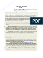 184153209 Total Quality Management Docx