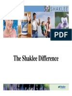Shaklee Difference Presentation