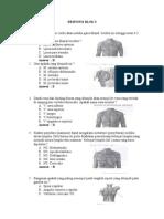 Blok 03 - Anatomi, Fisiologi, Biokimia, Histologi