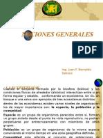Nociones Generales Medio Ambiente