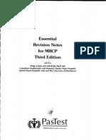 Essential Notes for the MRCP 3rd teksmedik.com.pdf