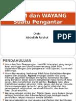 Islam Dan Wayang