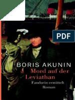 Akunin, Boris - Fandorin 03 - Mord Auf Der Leviathan