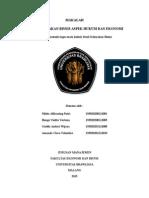 Skb Aspek Hukum Dan Ekonomi 1