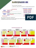 Structura Anului Sc 20152016