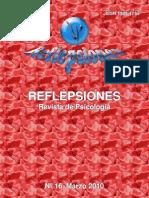 Reflepsiones. Revista de Psicología nº 16