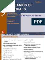 9 Beam Deflection-Mechanics of Materials