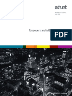 15560-PUB Ashurst Takeovers and M&a in Australia 05-12 (Web)O