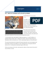 8 - global bc wolf cull