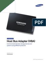 Samsung SSD 845DC 03 Host Bus Adapter(HBA)