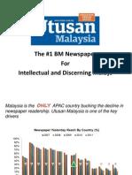 utusan profile  nov 2013