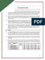 WhitePaper-Stock Appreciation Rights