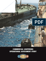 Commercial Lightering Operational Assessment Study