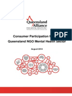 QAMH Consumer Participation Report Final 12082014