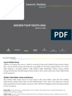 Louvre Hotels Group~Golden Tulip Hotels Suites & Resorts South Asia February 7th 2013