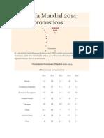 Economía Mundial 2014