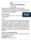 Manual de Usuario del teléfono Movistar