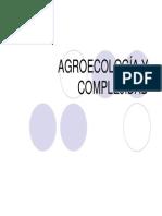 Agroecologia y Complejidad Final1