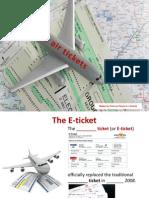 2  the air tickets
