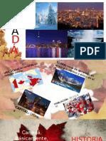 Canada - Diapositivas