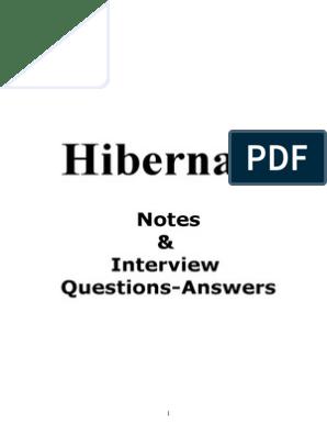 Hibernate Notes | Inheritance (Object Oriented Programming