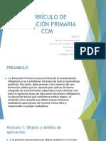 Presentación Currículo 54/2014
