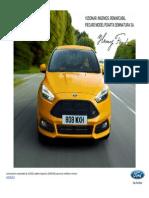 Lista de Preturi Ford Focus ST