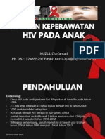 Askep HIV Pada Anak 2015