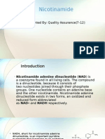Nicotinamide (QA 07-12)