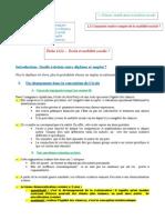 Fiche 1222- Ecole et mobilité sociale.doc