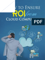 ROI Cloud Computing