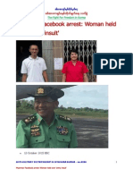 Anti-military Dictatorship in Myanmar 0254
