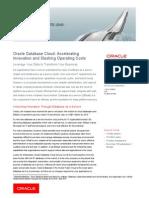 Oracle Database Cloud Brief 2690321