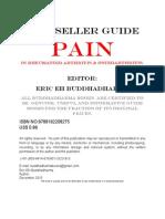 Pain Sample Book.