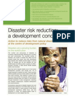 Disaster Reduction