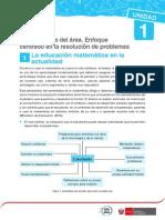 UNIDAD 1 Tema 01 - Matematica