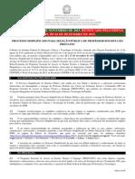 Edital No 146 2015 - Professor Pronatec Ifpb - Campus Avancado Mangabeira - Retificado Pelo Edital No 149 2015