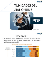 Oportunidades Del Canal Online