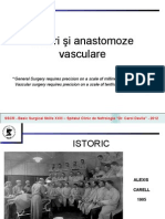 BSS 2012 - Suturile Vasculare - Andra Negroiu