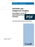 HIV/AIDS and Indigenous Populations