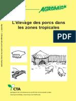 Elevage.des.Porcs.en.Zone.tropicale Par Agrodok