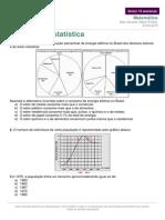 Noçoes de Estatistica