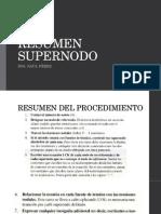 RESUMEN SUPERNODO
