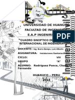 Caratula de La Presentacion de I.E y S