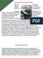 La Historia Del Baloncesto